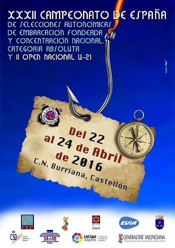 CAMPEONATO NACIONAL DE PESCA 2016