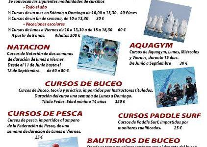 ESCOLA NÀUTICA – CN BURRIANA