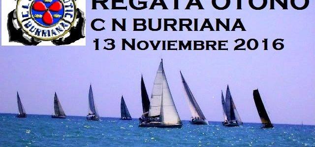 REGATA OTOÑO – 13 Noviembre 2016