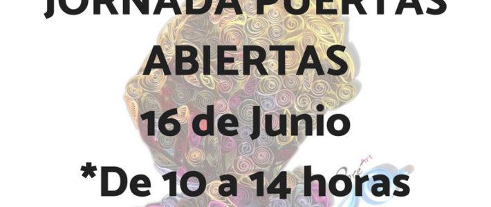 JORNADA PUERTAS ABIERTAS JUBILATA'S CUP – 16 JUNIO 2018