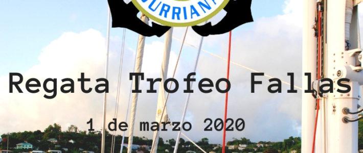 Regata Trofeo Fallas – 01 Marzo 2020 – CNB