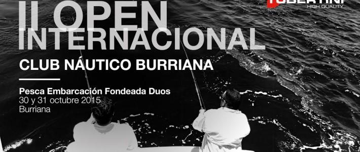 II Open Internacional de Pesca 30 y 31 octubre 2015