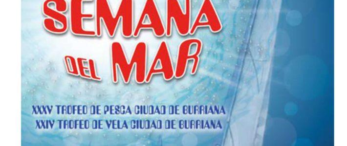 XIX SEMANA DEL MAR – Del 4 al 12 de Agosto de 2017 – Anuncio de Regatas Semana del Mar