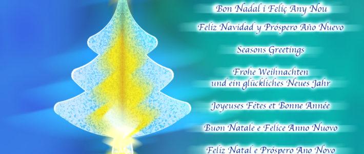 El Club Náutico Burriana desea a todos sus socios y amigos una Feliz Navidad y un Próspero Año 2019!!!
